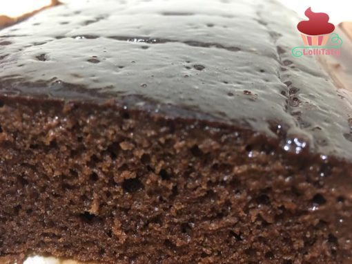 chocolate chato cake